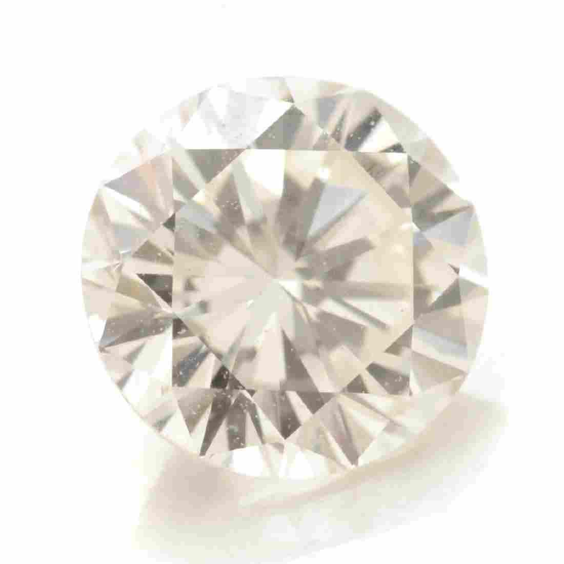 Unmounted Diamond.