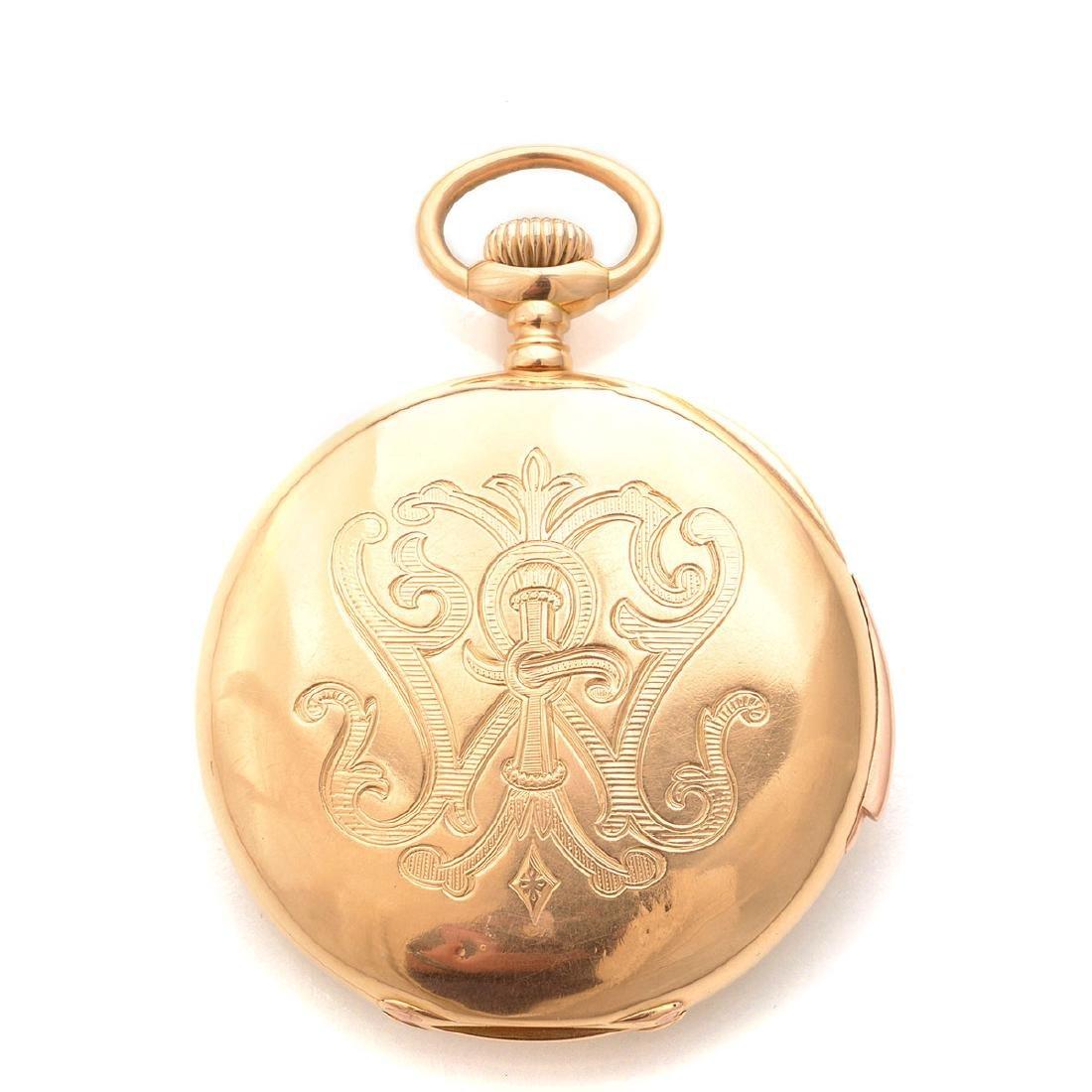 W.K. Vanderslice & Co. 18k Yellow Gold Minute Repeater - 2