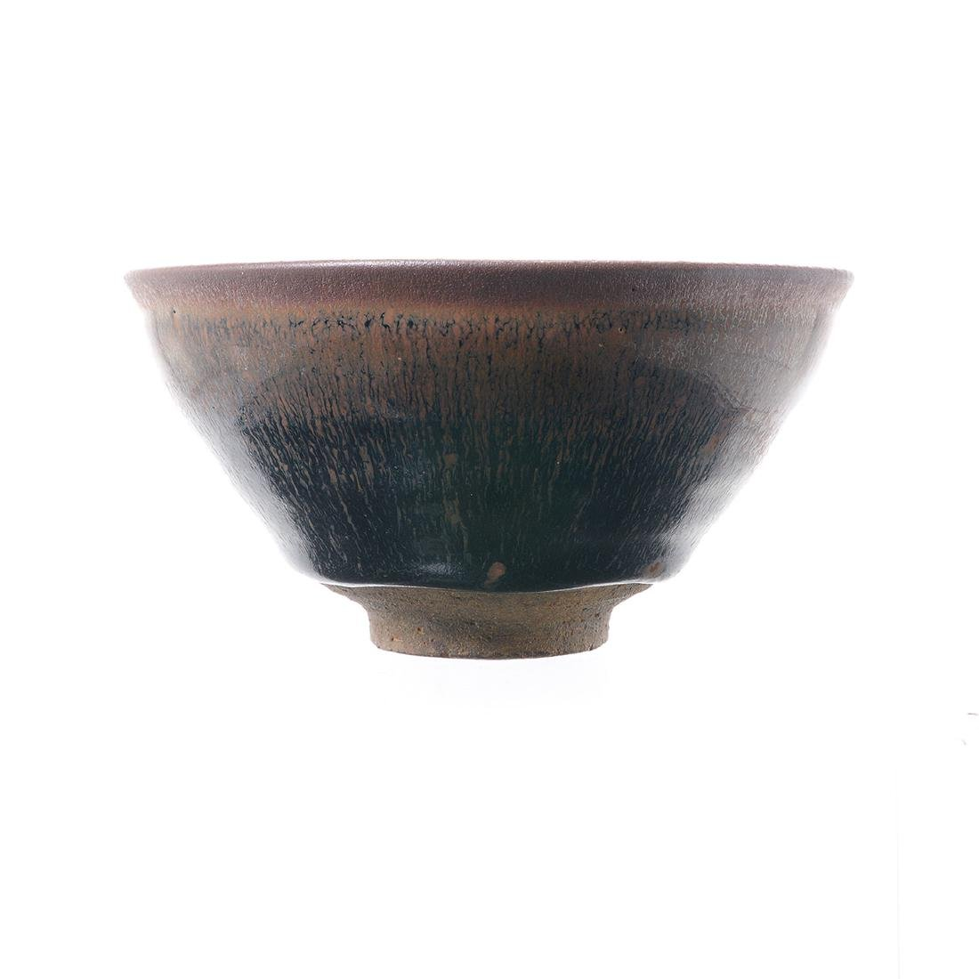 Jian 'Hare's Fur' Tea Bowl - 2