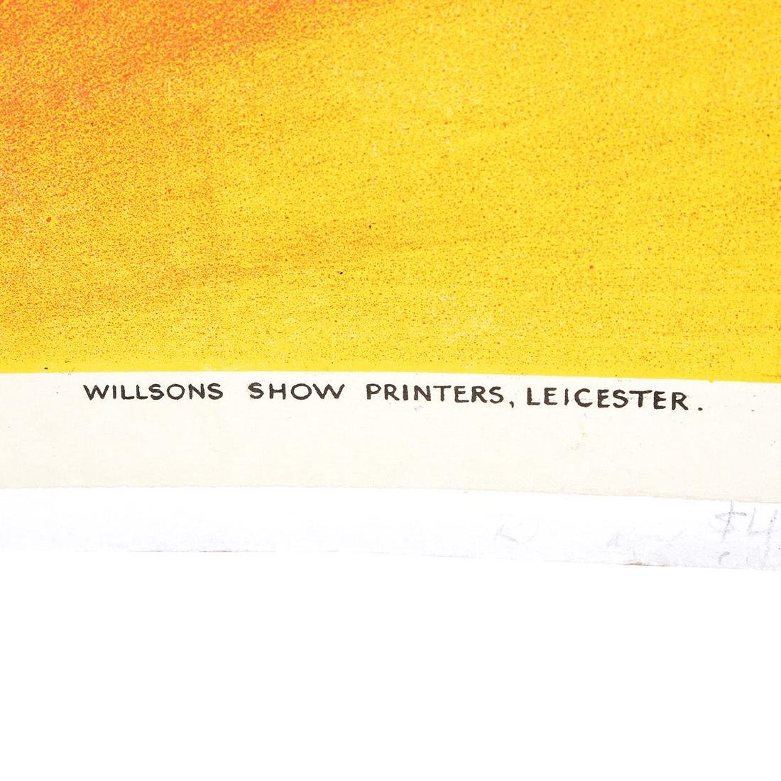 European lithograph posters Circus Stock & Cig. Leo - 2
