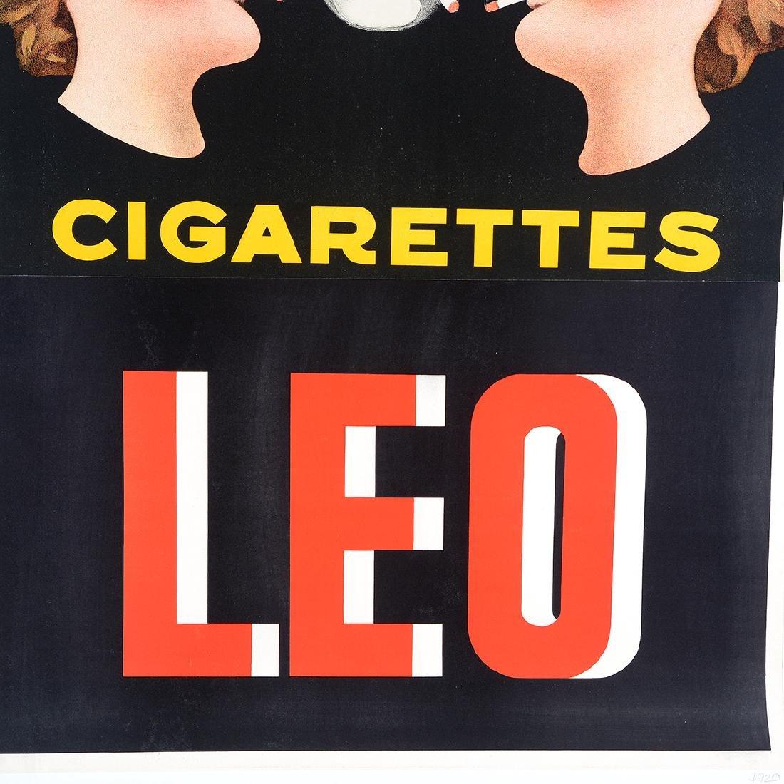 European lithograph posters Circus Stock & Cig. Leo - 8