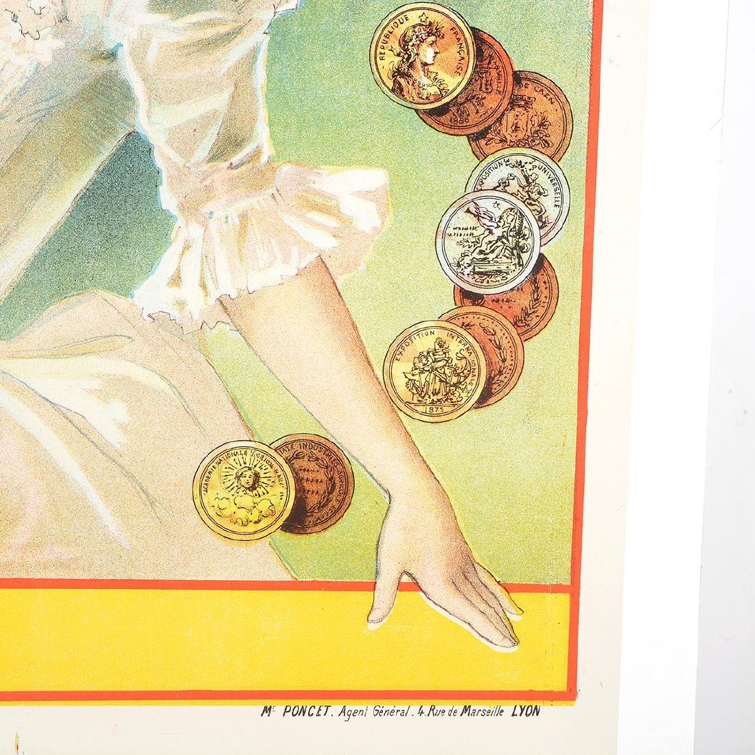 "After Paolo Henri ""Parfumeri Manon"" lithograph poster - 4"