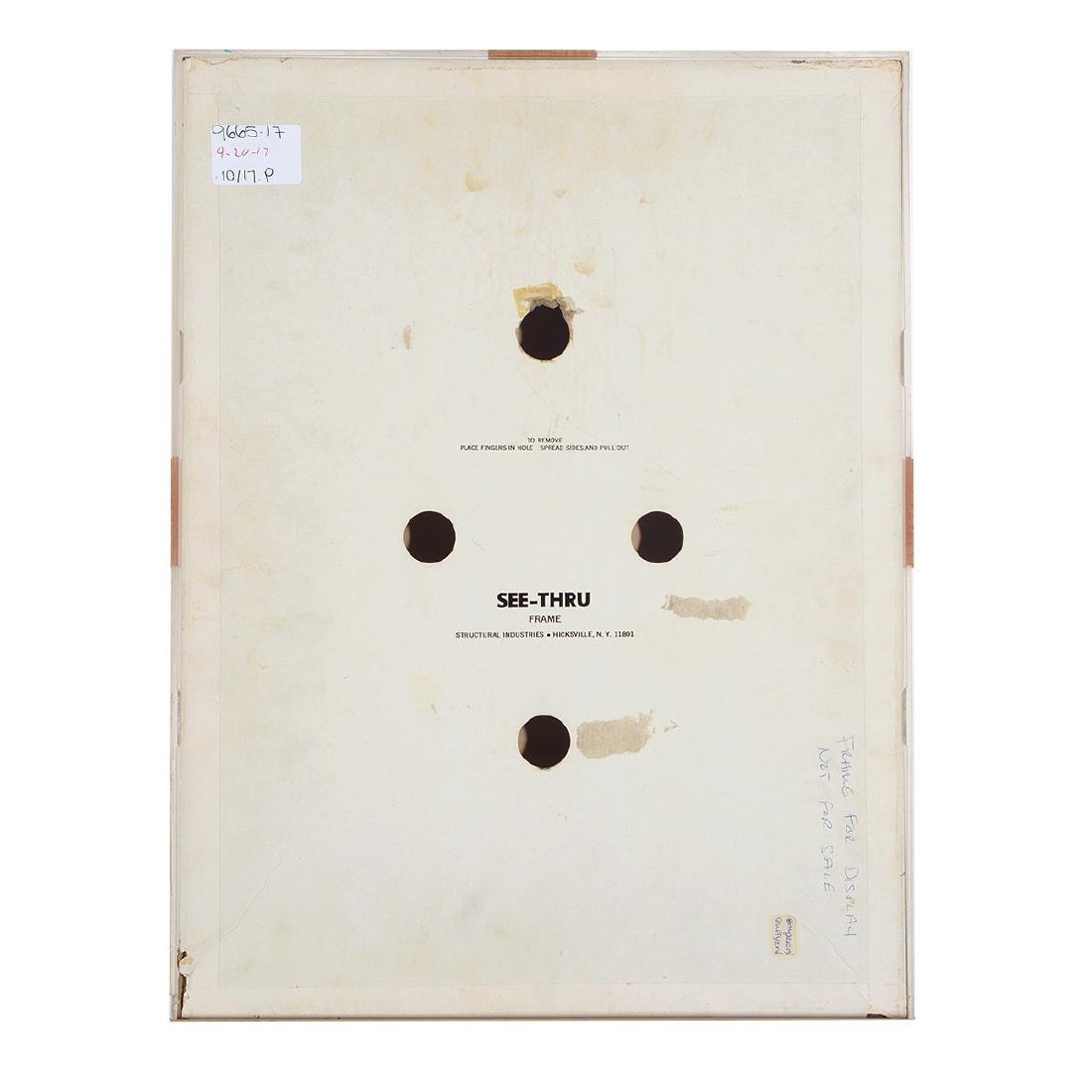 Erte print from the 1930's Harpers Bazaar magazine - 5