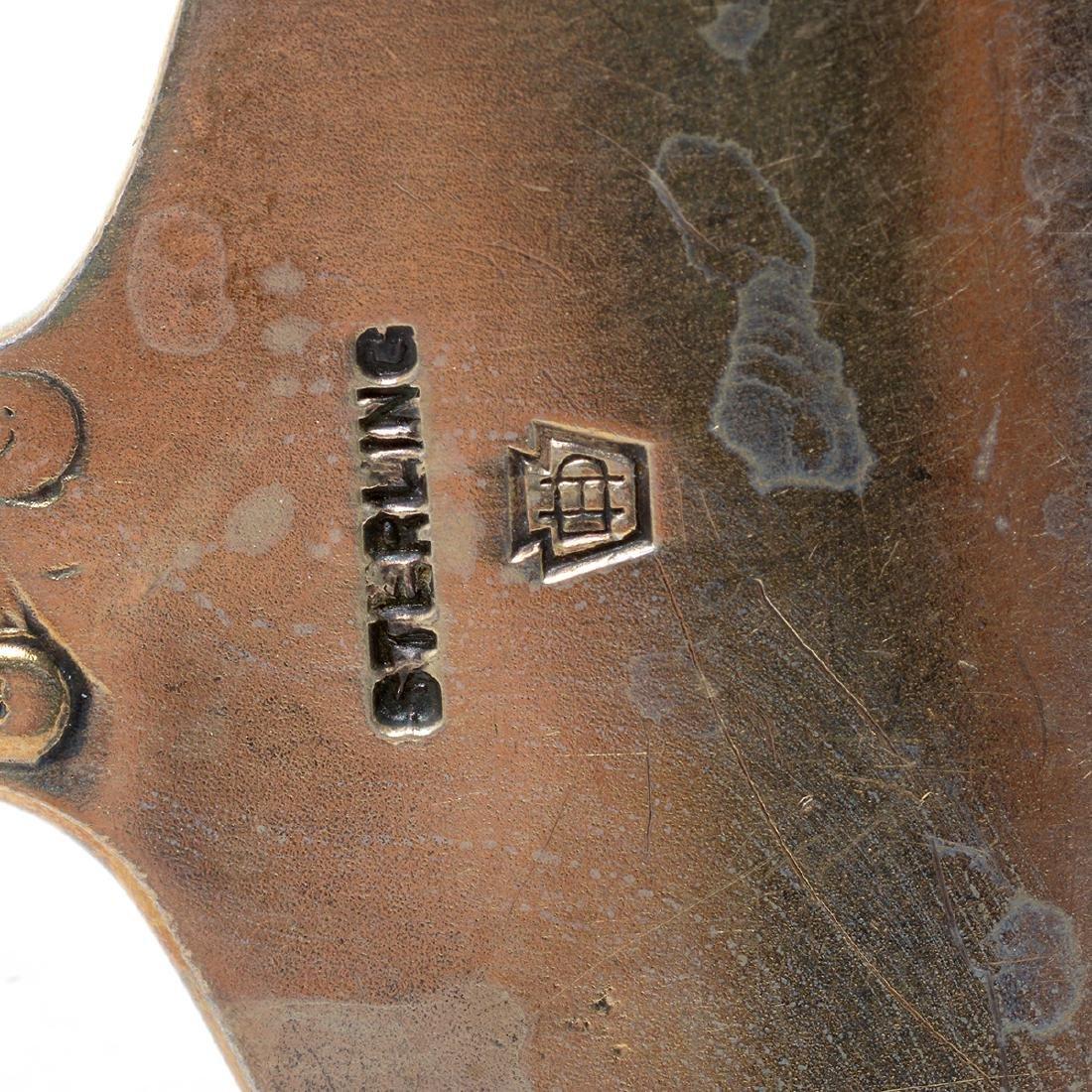 Lot of Miscellaneous Sterling Flatware & Ladle - 8
