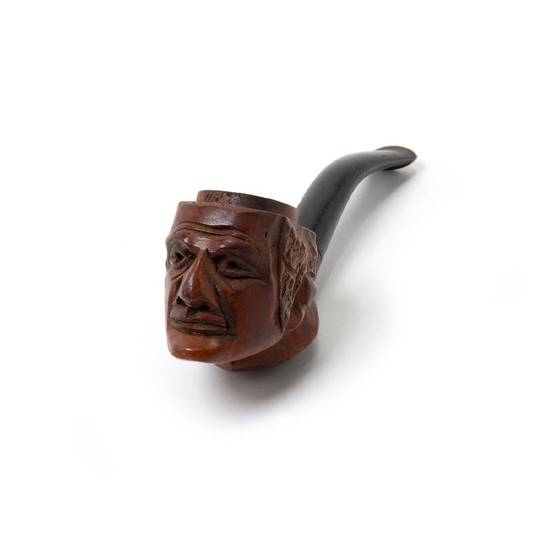 Tobacco Boxes,Pipes,Sterling Mounted Peterson, - 5