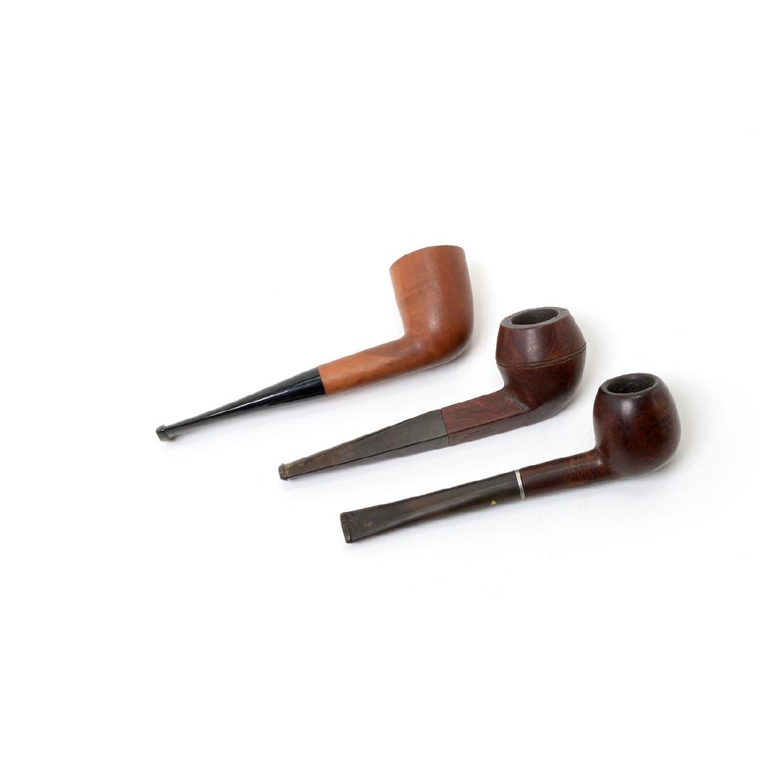 Tobacco Boxes,Pipes,Sterling Mounted Peterson, - 6