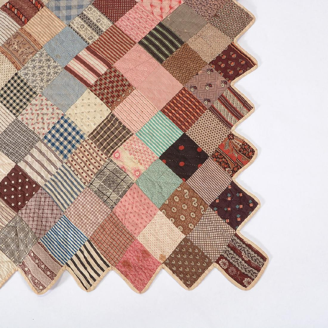 Diamond Quilt by Abbie B. Sweetsea, 1874 - 2