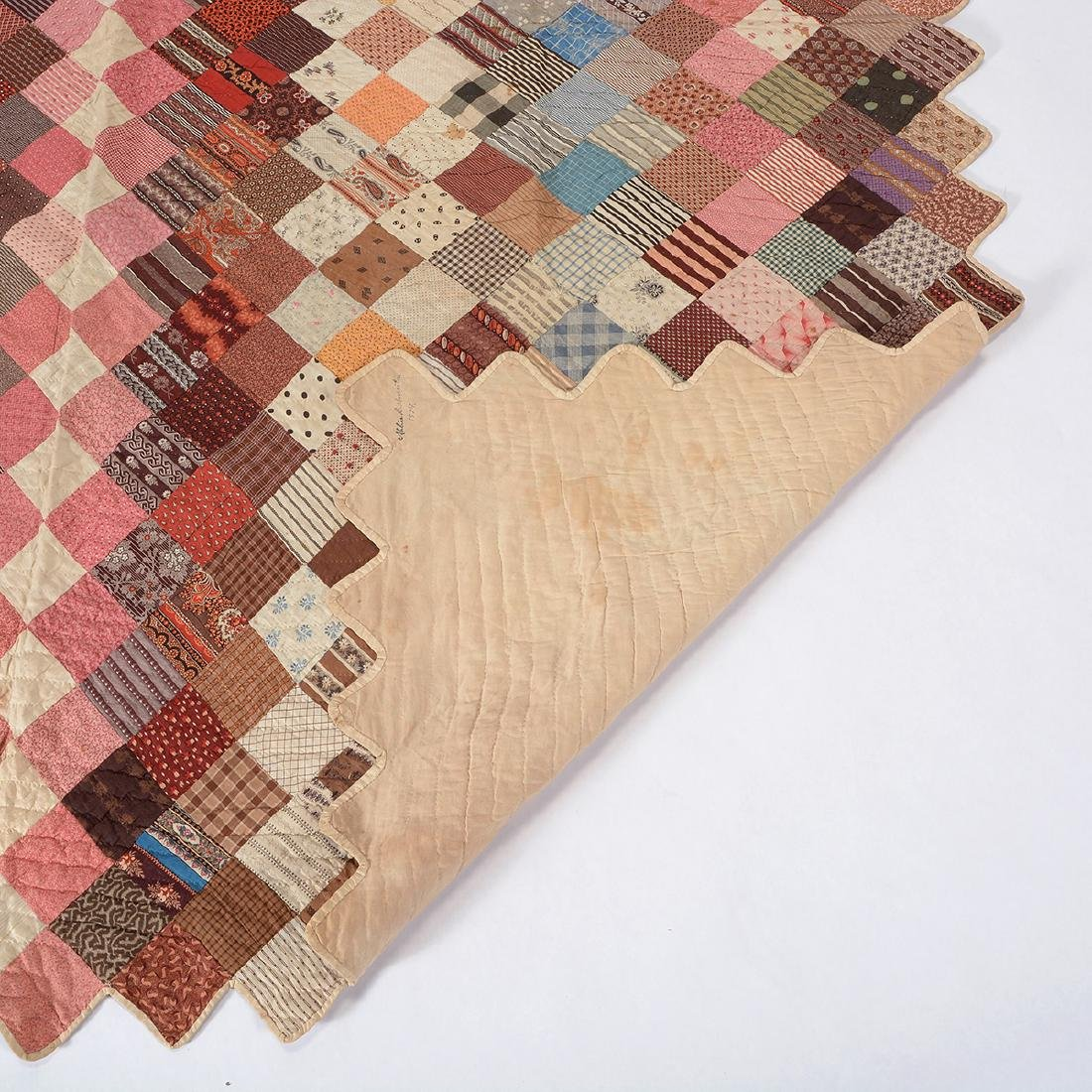 Diamond Quilt by Abbie B. Sweetsea, 1874 - 3