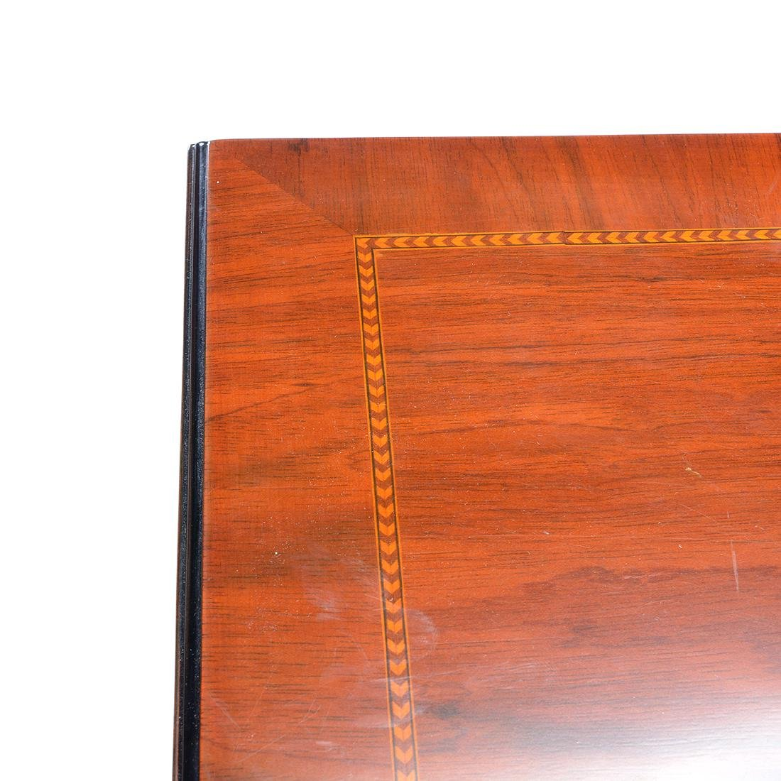 Louis XVI Style Spanish Made Mahogany Sideboard with - 6
