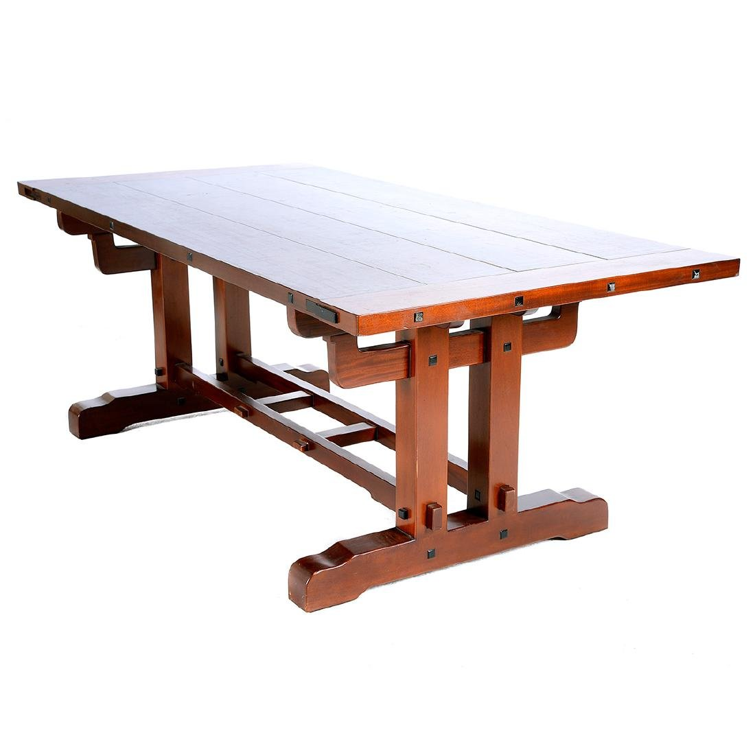 Stickley Style Refectory Table
