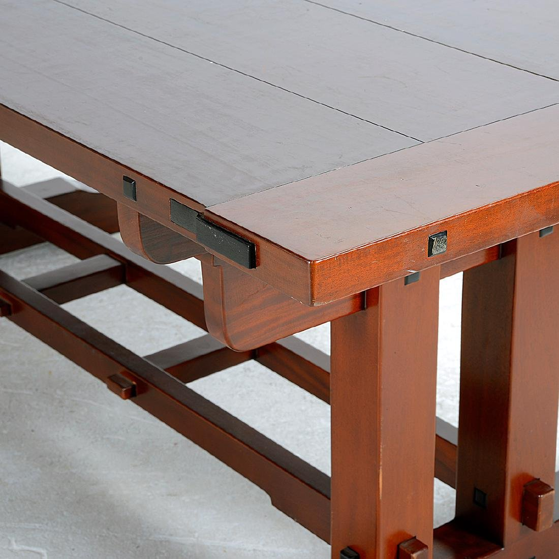 Stickley Style Refectory Table - 2