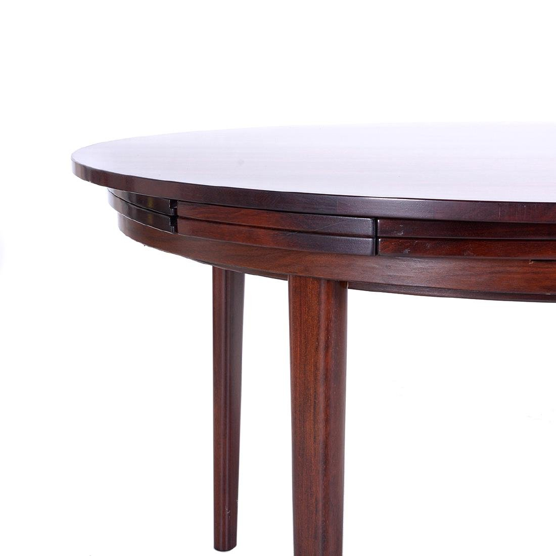 Dyrlund Rosewood Extension Dining Table - 5