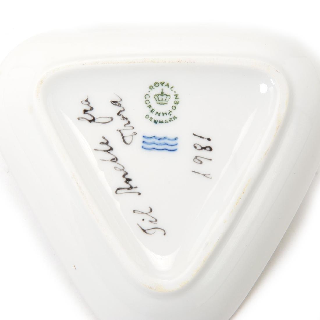 Royal Copenhagen Porcelain Serving and Table Articles - 9