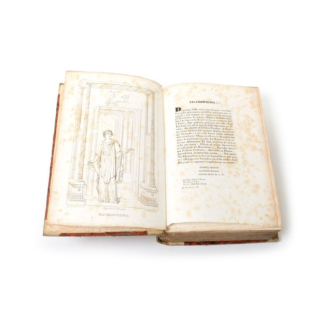 Six Books in Latin, German, French and Italian - 4