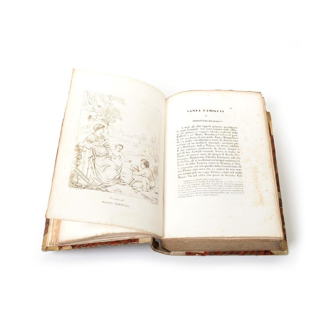 Six Books in Latin, German, French and Italian - 7