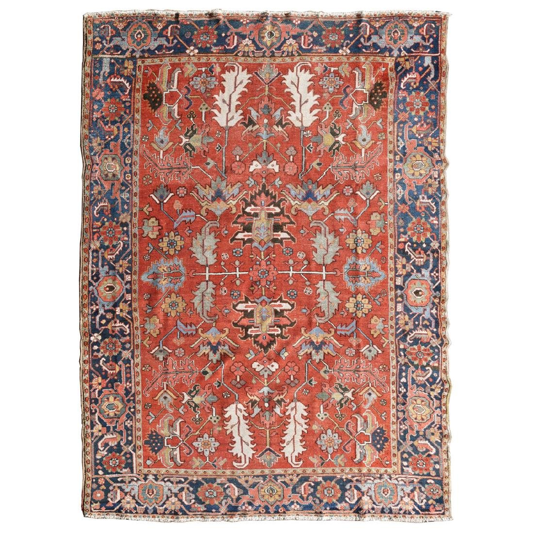 Heriz Carpet, Early 20th Century
