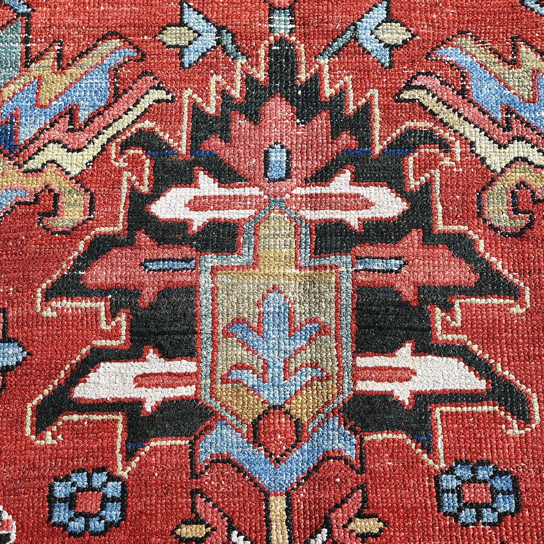 Heriz Carpet, Early 20th Century - 4