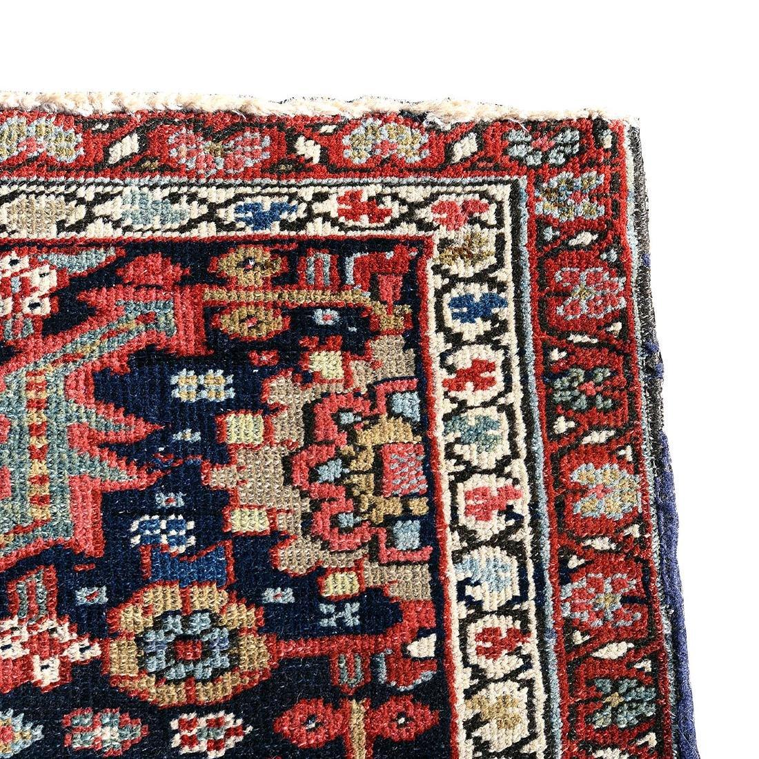 Palatial Serapi Carpet, Early 20th Century - 2