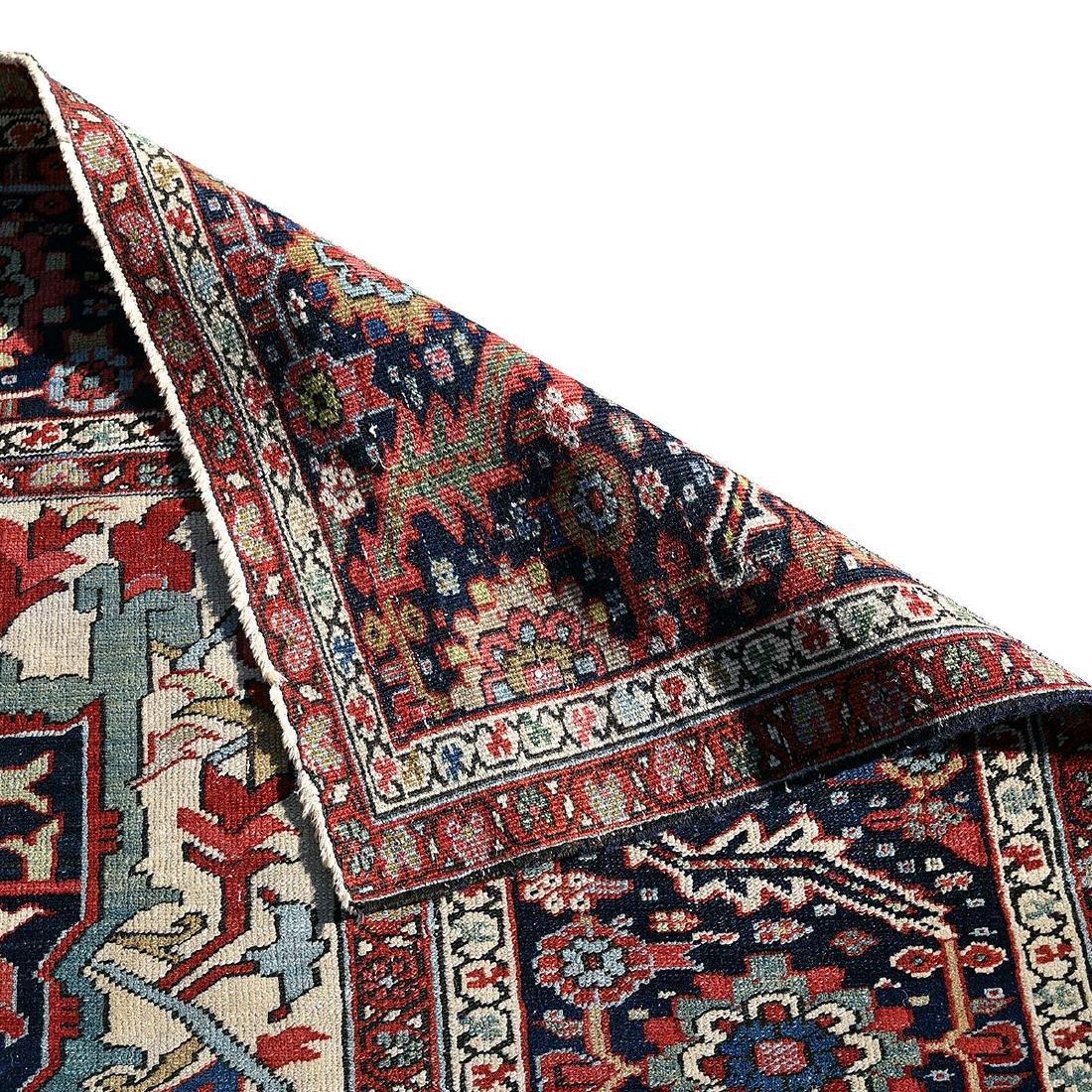 Palatial Serapi Carpet, Early 20th Century - 3
