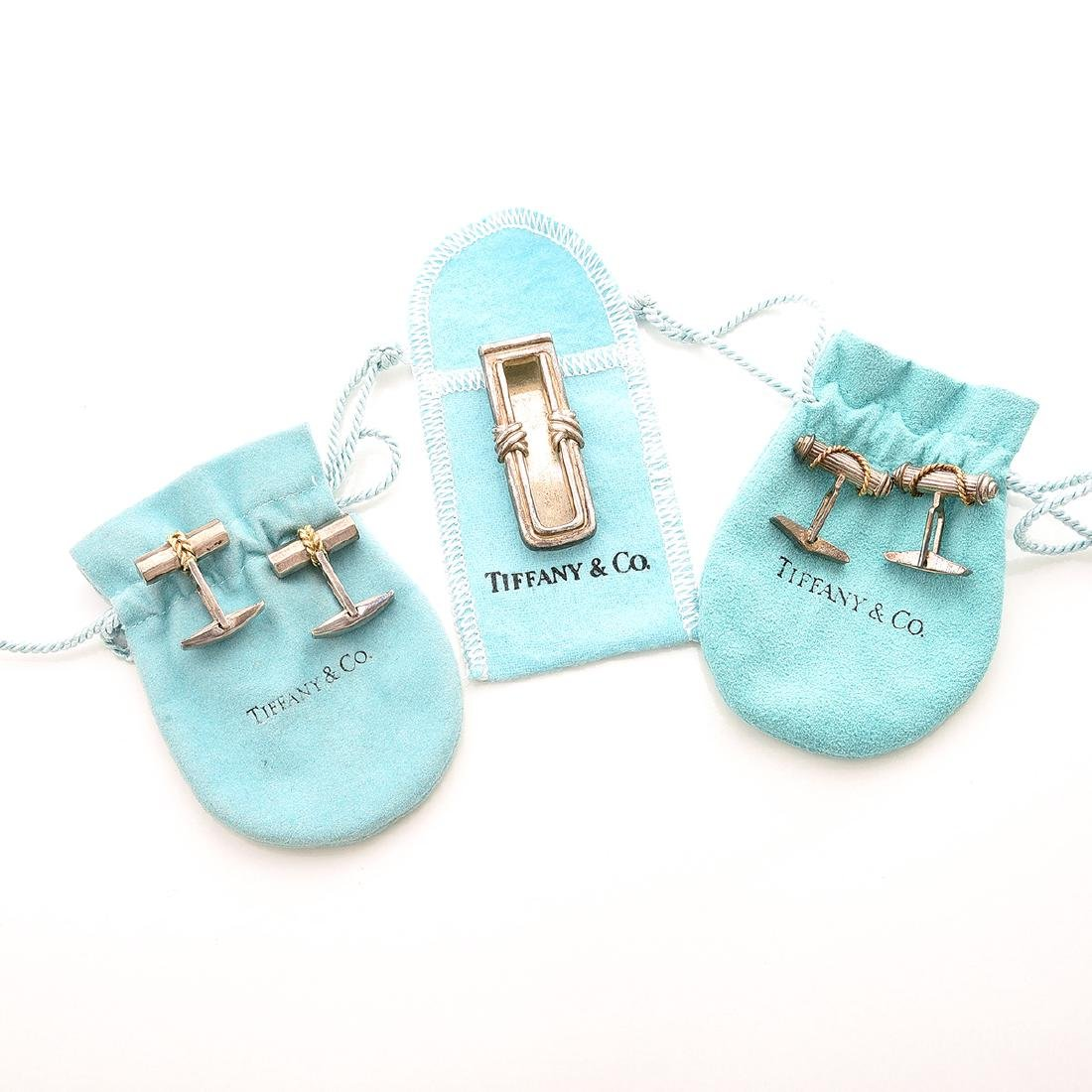 Collection of Tiffany & Co. Men's Sterling Silver - 6