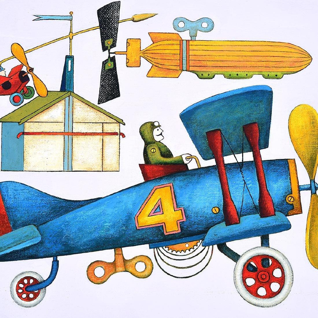 """Lowell Herrero 2 """"Illustrations for Shell Chemical - 3"""