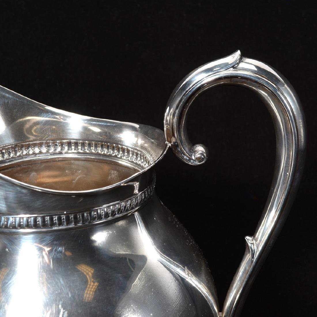 Wallace Sterling Water Pitcher - 3