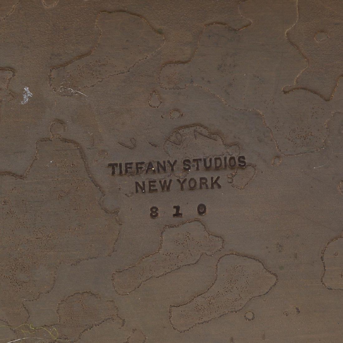 Tiffany Studios Zodiac Box #810 and Tiffany Studios - 7
