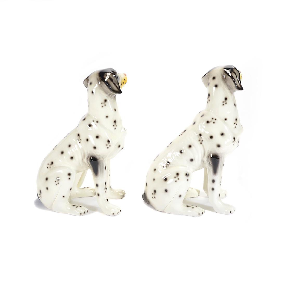 Pair of Life Size Dalmatians - 2