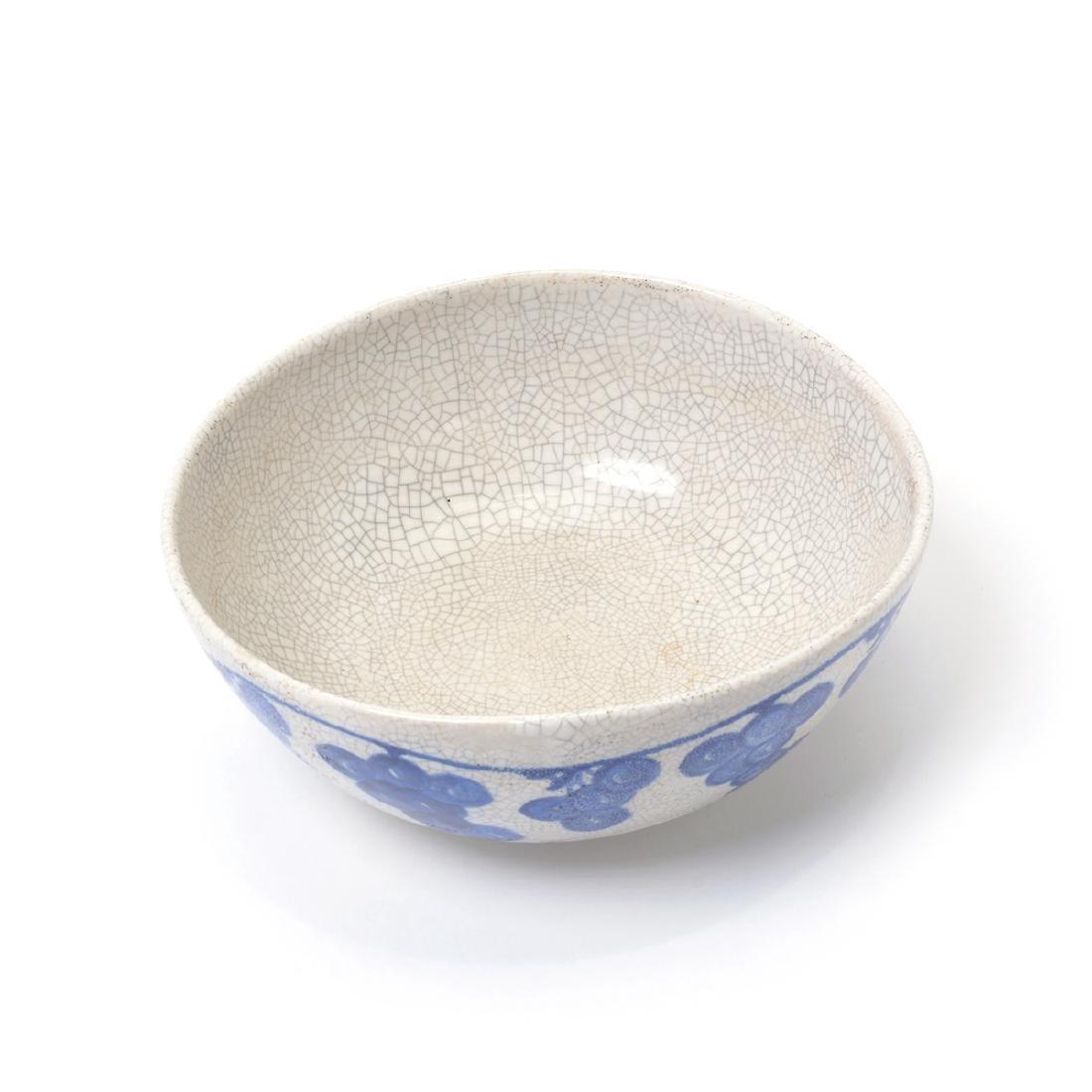 Lot of Dedham Art Pottery: three rabbit plates, a - 6