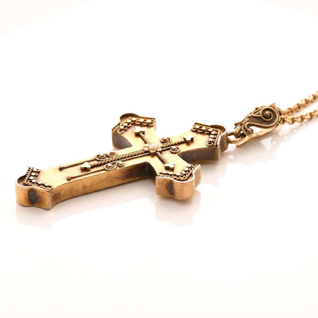 Victorian Cross - 2