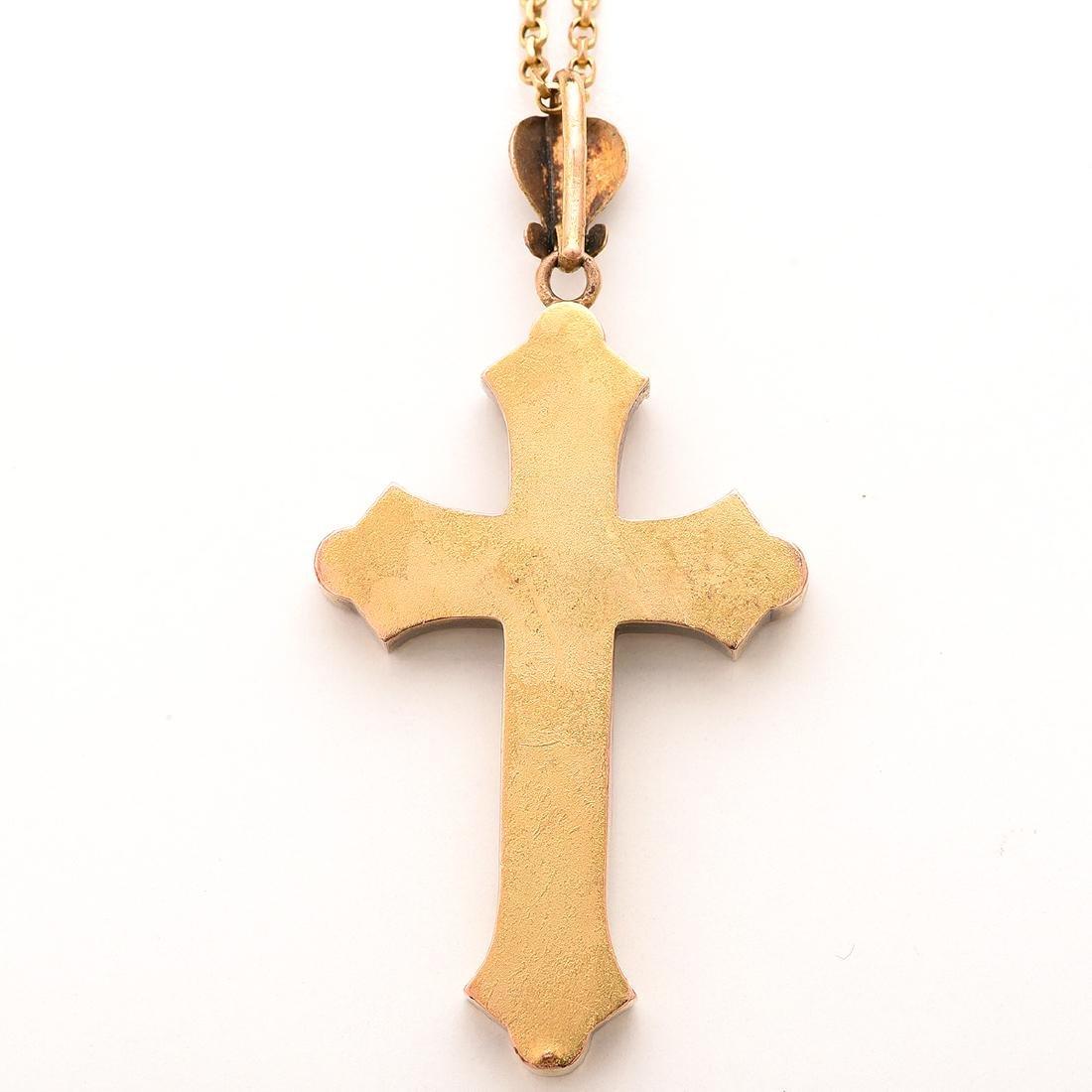 Victorian Cross - 3