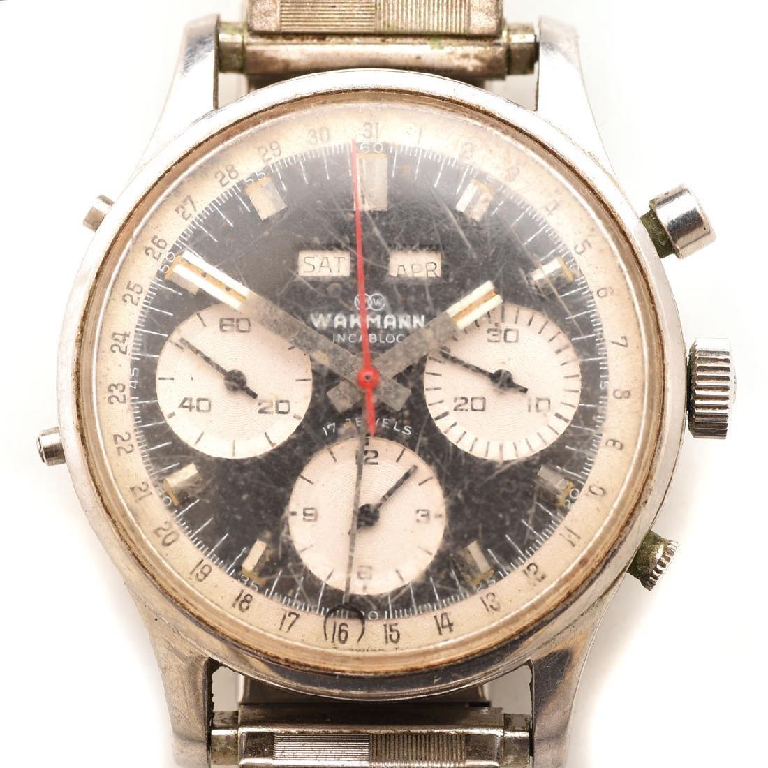 Wakmann Watch