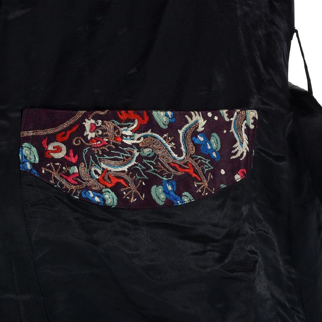 Three Silk-Lined Fur Coats - 10