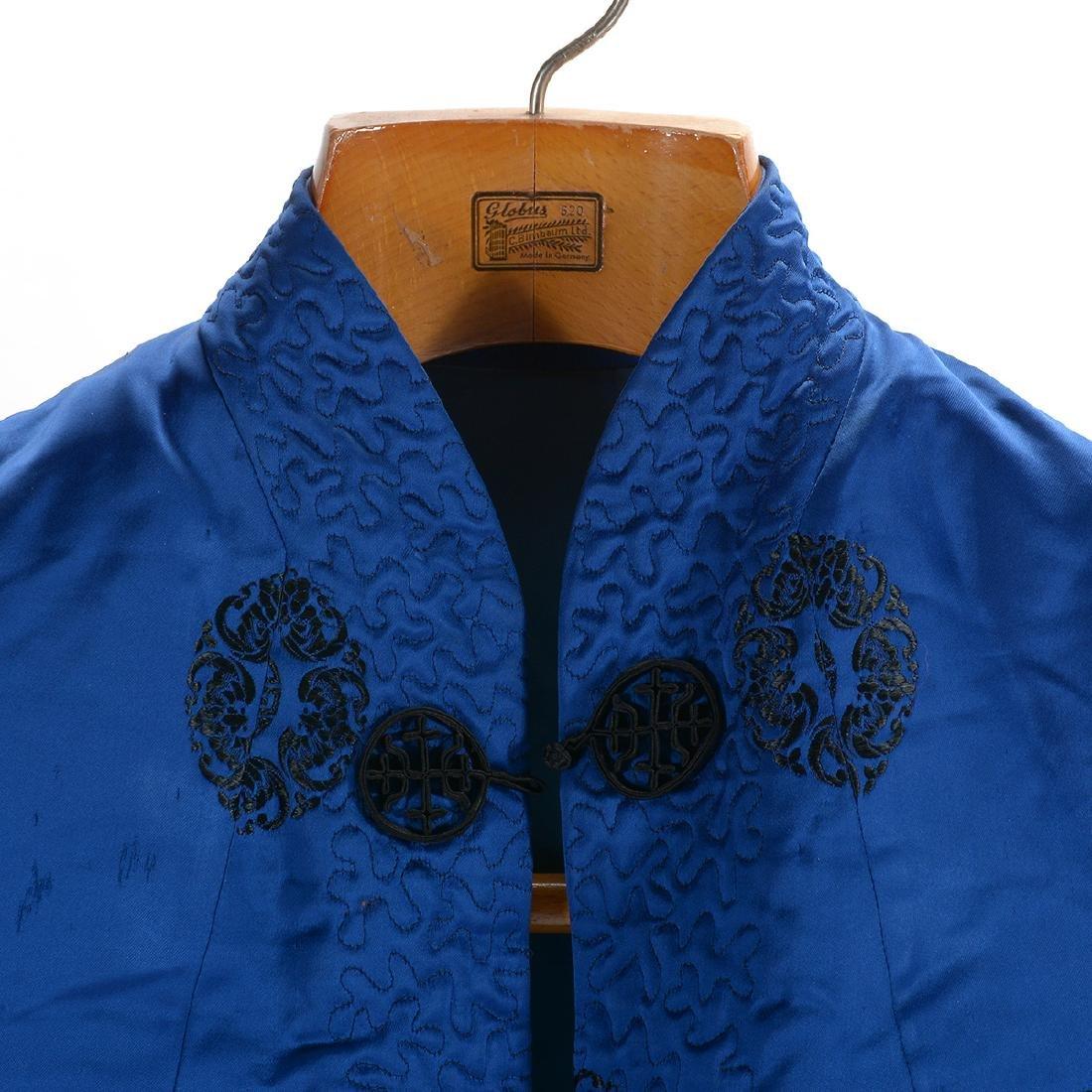 Three Silk-Lined Fur Coats - 3