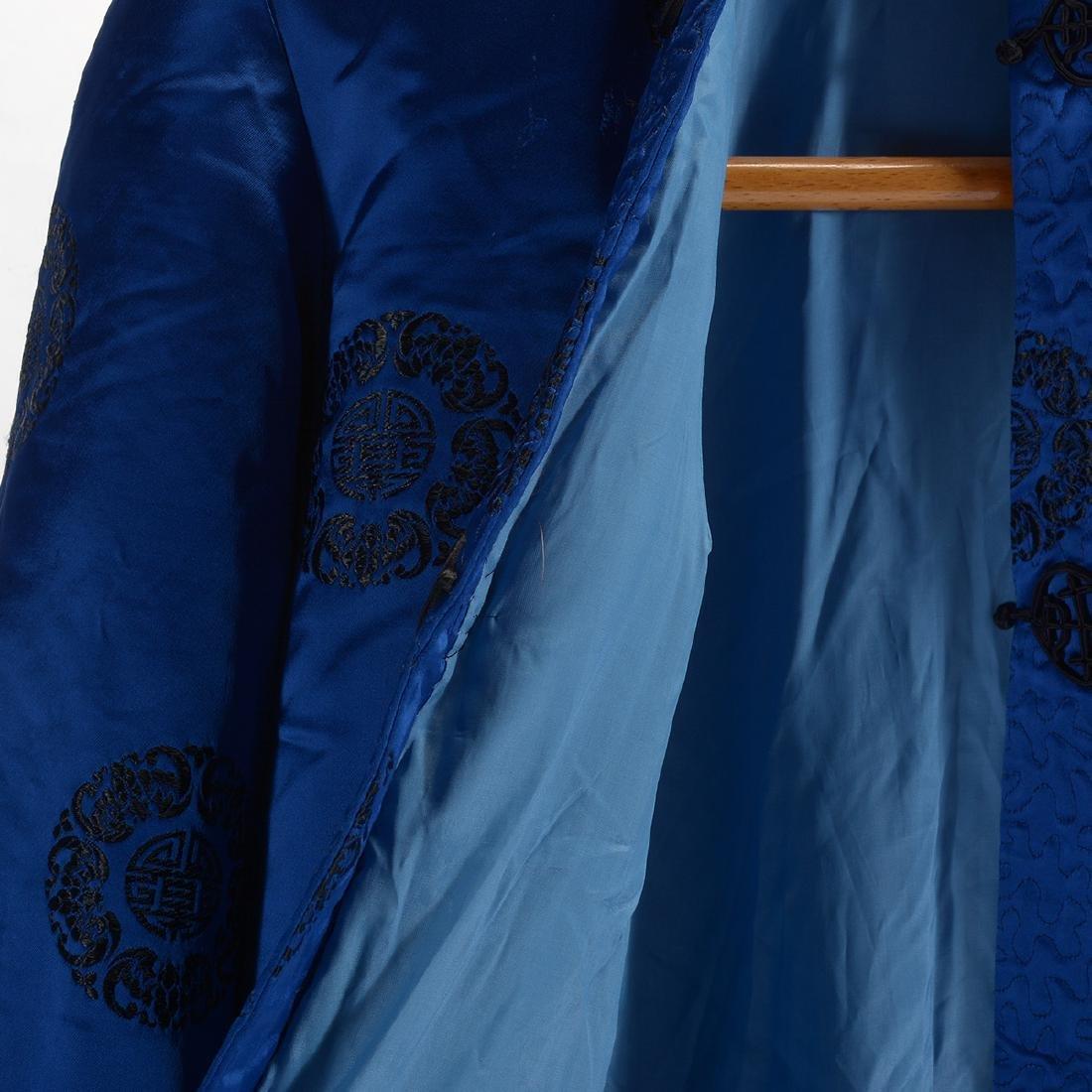 Three Silk-Lined Fur Coats - 4