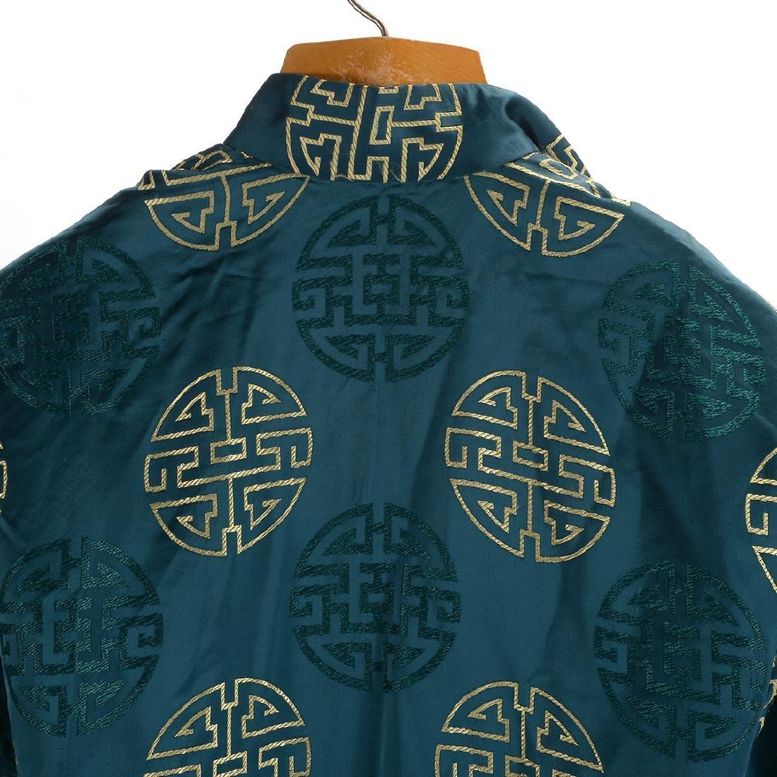 Three Silk-Lined Fur Coats - 6