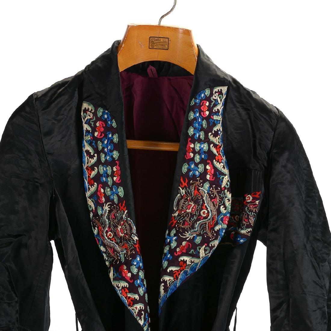 Three Silk-Lined Fur Coats - 7