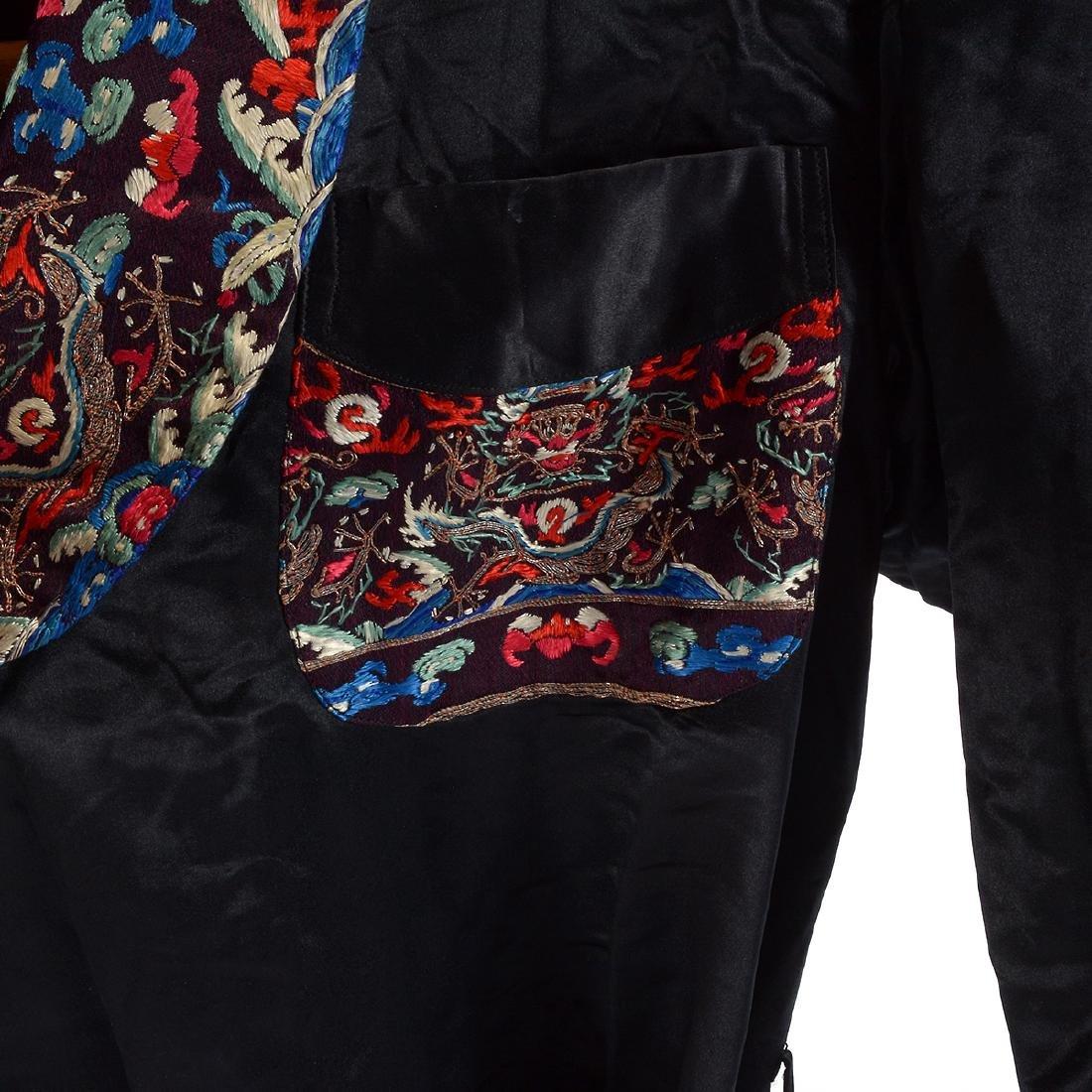 Three Silk-Lined Fur Coats - 8