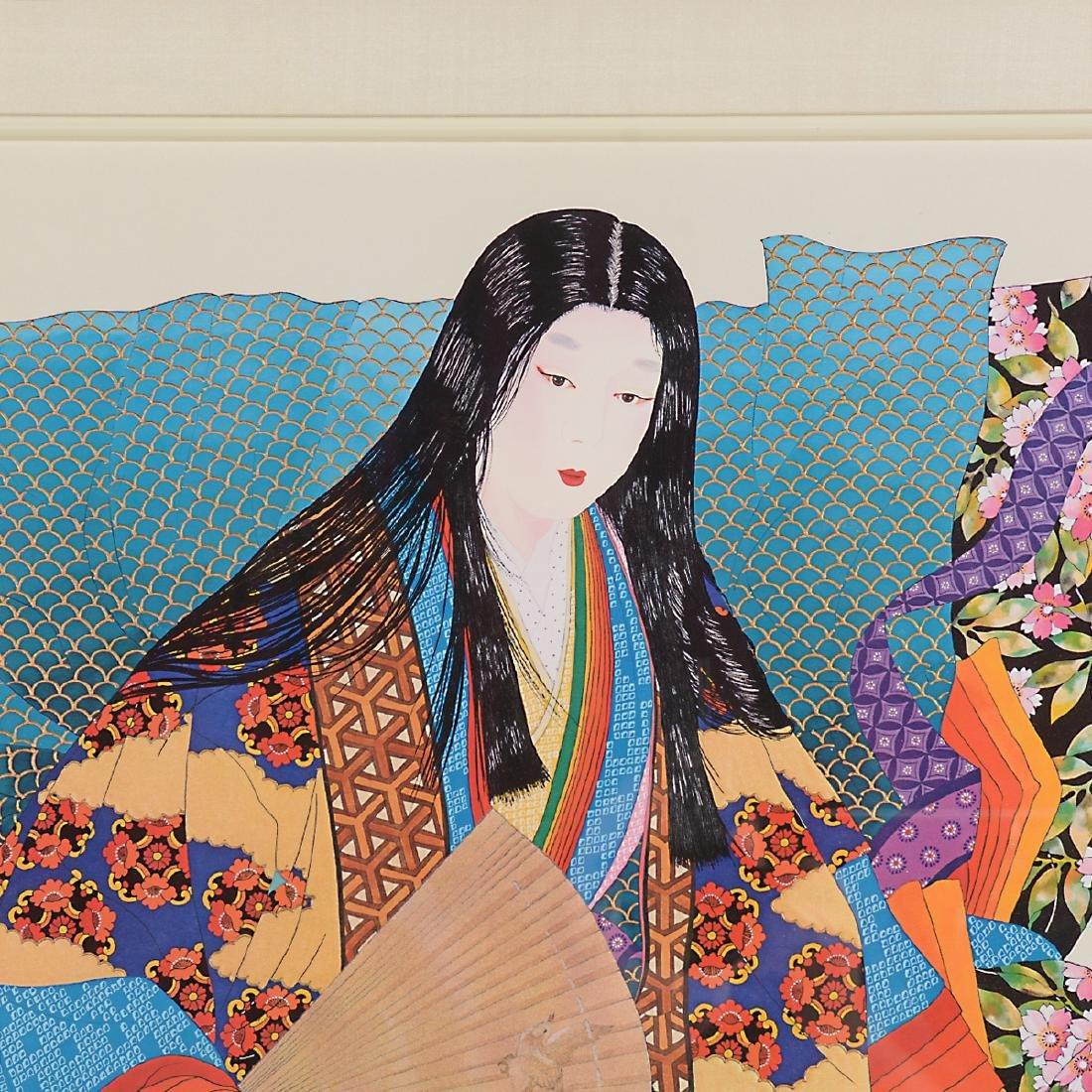 Hisashi Otsuka (b. 1947): The 36th Poetess - 2