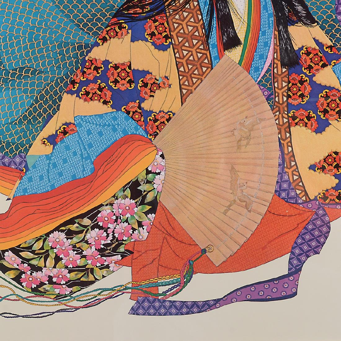 Hisashi Otsuka (b. 1947): The 36th Poetess - 3