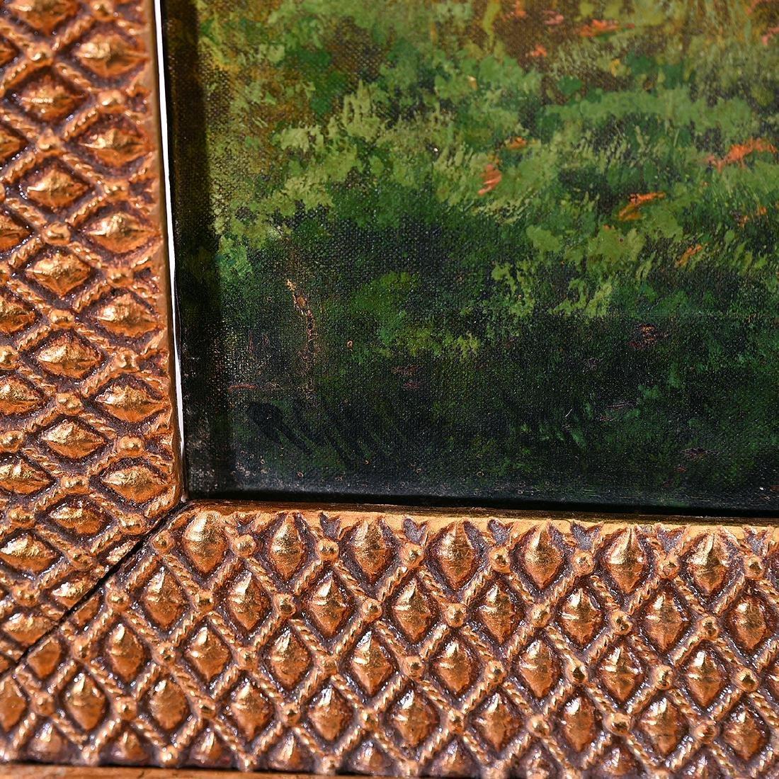 "Ransome Gillet Holdredge ""California Landscape"" oil on - 2"