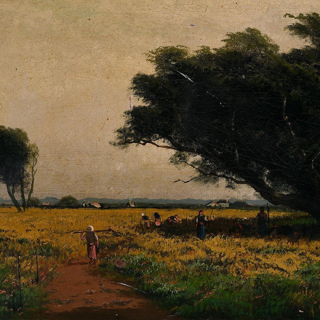 "Ransome Gillet Holdredge ""California Landscape"" oil on - 3"