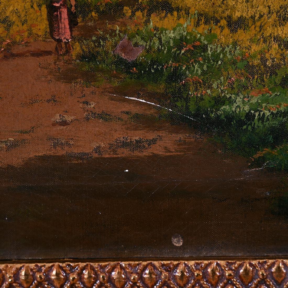 "Ransome Gillet Holdredge ""California Landscape"" oil on - 5"