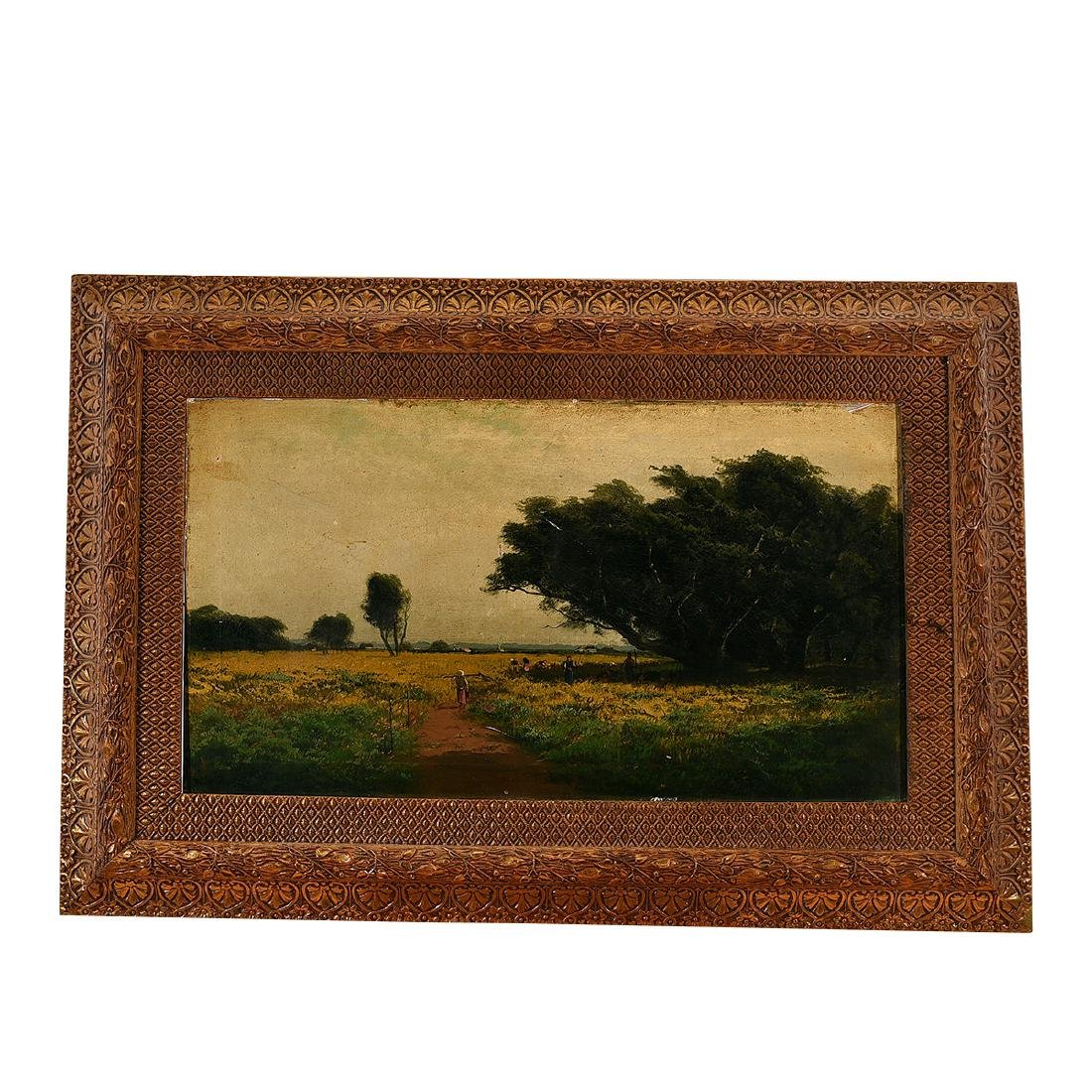 "Ransome Gillet Holdredge ""California Landscape"" oil on - 6"