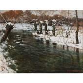 """Ivan Kowalski, Russian Federation, """"Winter Landscape"""""""