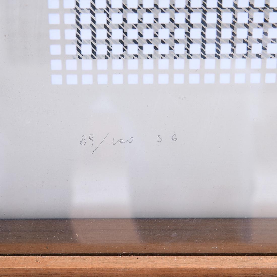 Attrib. to Alberto Biasi, Untitled double silkscreen - 3