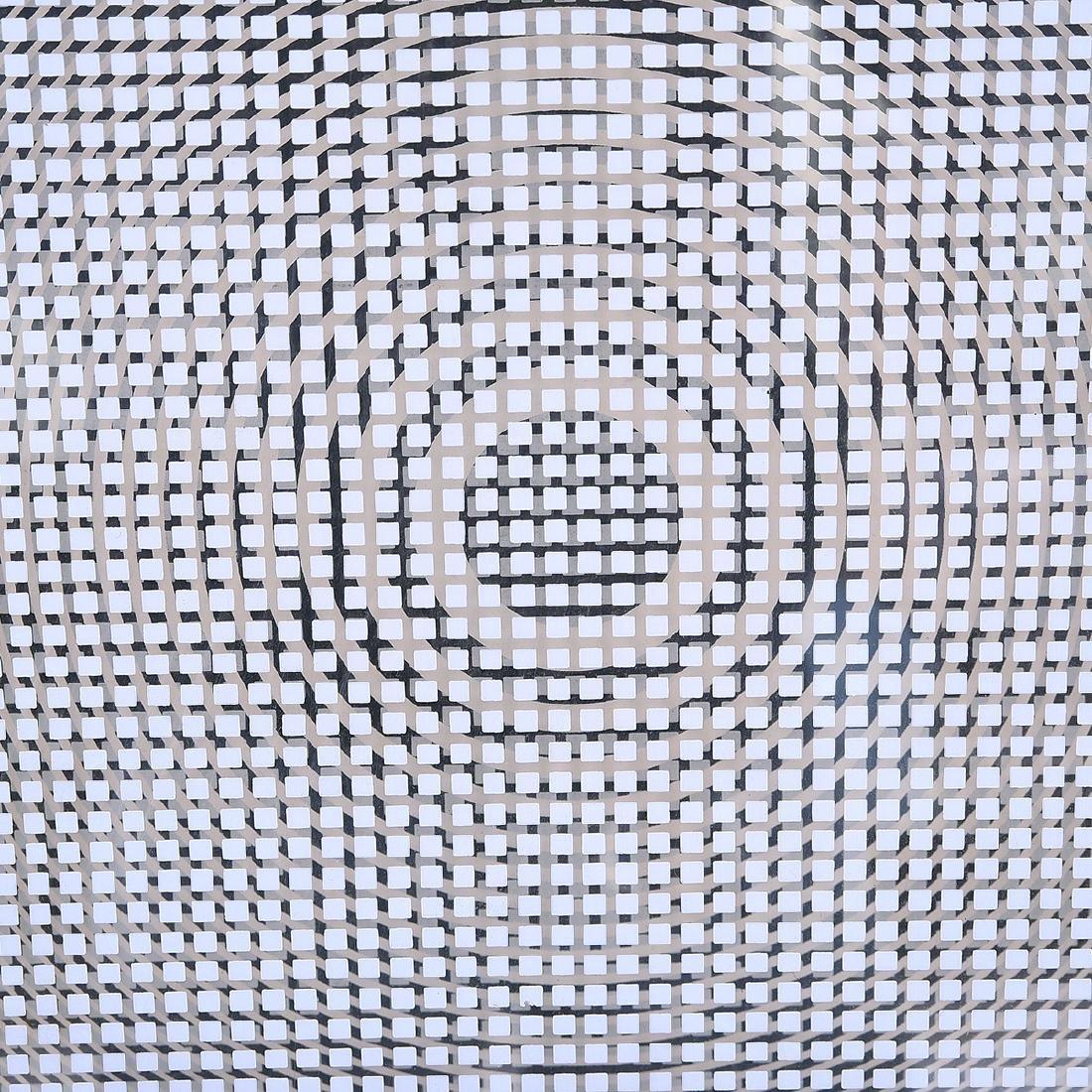 Attrib. to Alberto Biasi, Untitled double silkscreen - 4