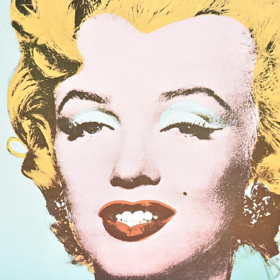 """Andy Warhol """"Marilyn (Exhibition poster for Warhol: The - 3"""