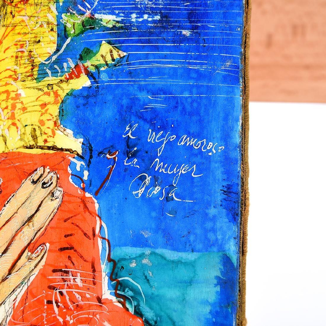 """Leonel Gongora """"El Viejo Amorosa y La Mujer Diosa"""" - 2"""