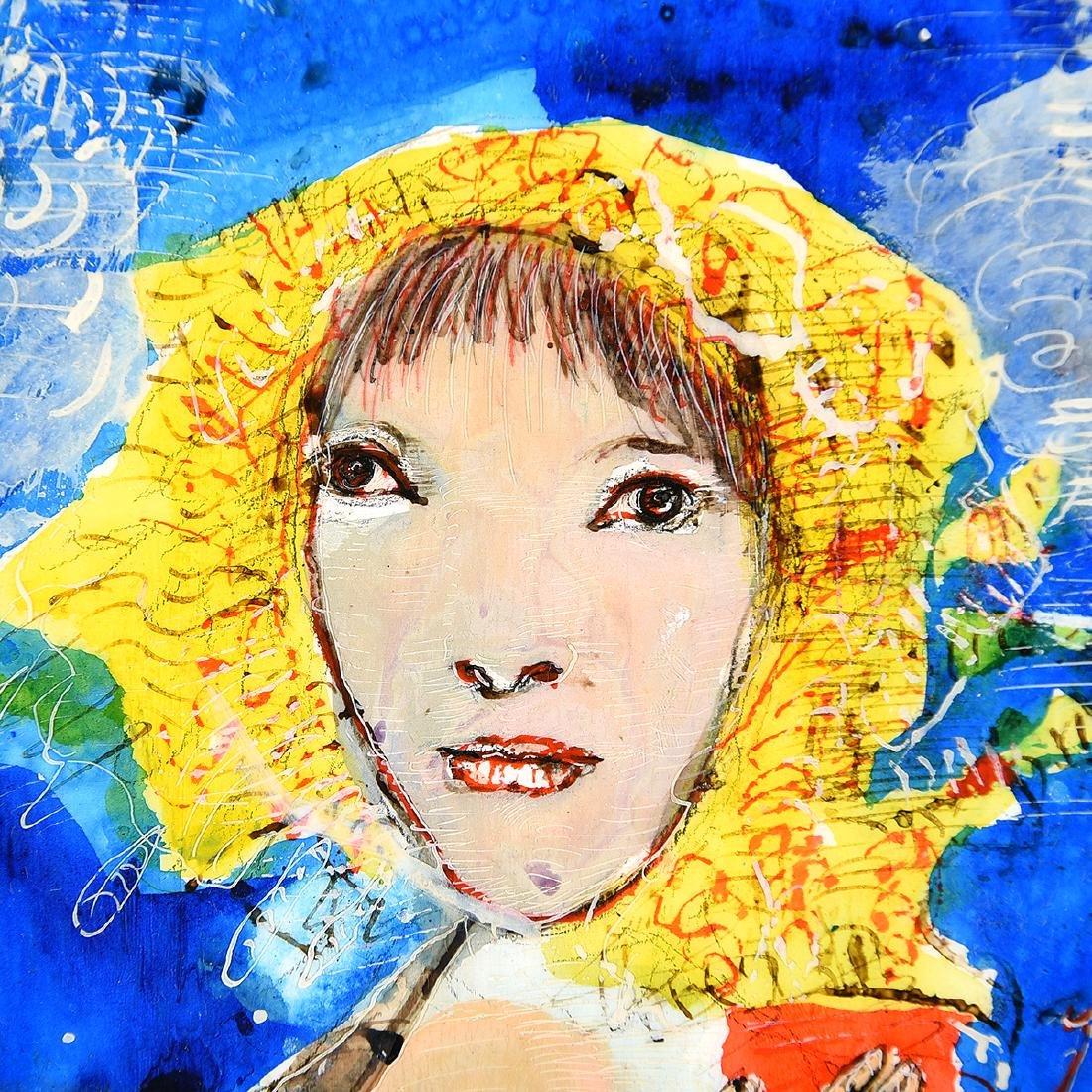 """Leonel Gongora """"El Viejo Amorosa y La Mujer Diosa"""" - 3"""